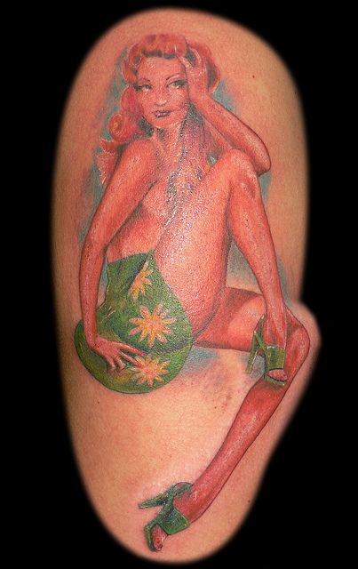 Tatuagens de pin-ups (23)