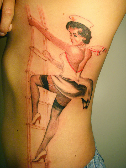 Tatuagens de pin-ups (22)