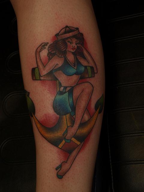 Tatuagens de pin-ups (21)