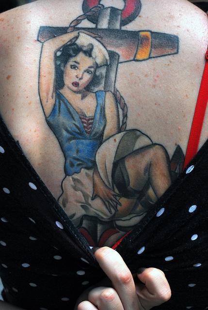 Tatuagens de pin-ups (19)