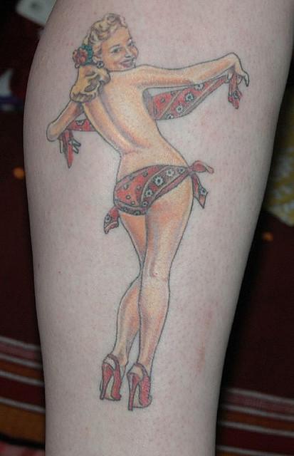 Tatuagens de pin-ups (18)