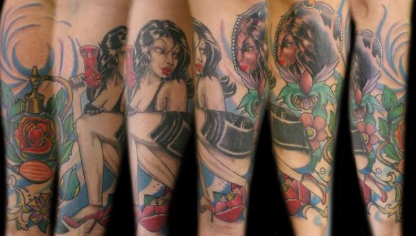 Tatuagens de pin-ups (17)