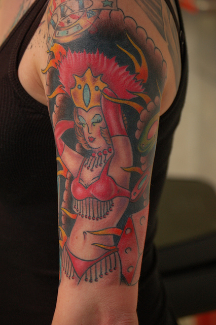 Tatuagens de pin-ups (13)
