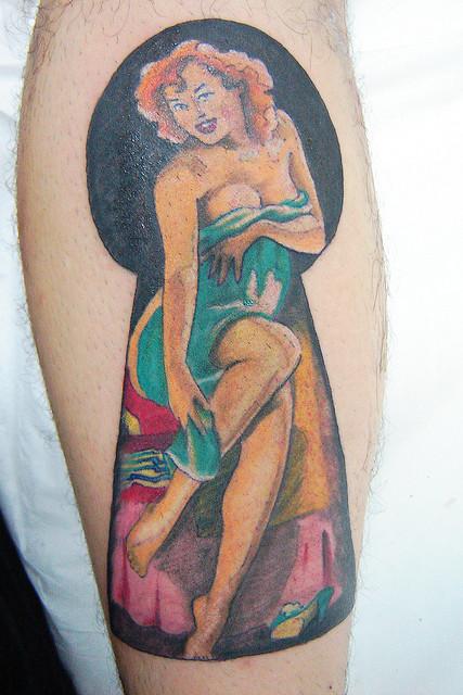 Tatuagens de pin-ups (16)