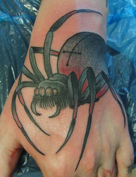Tatuagens de aranhas (43)