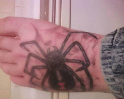 Tatuagens de aranhas (37)