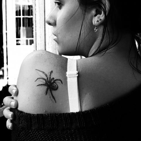 Tatuagens de aranhas (35)