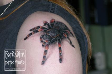 Tatuagens de aranhas (22)
