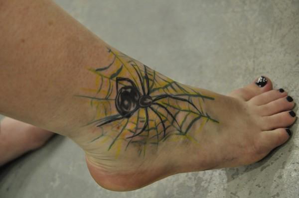 Tatuagens de aranhas (8)