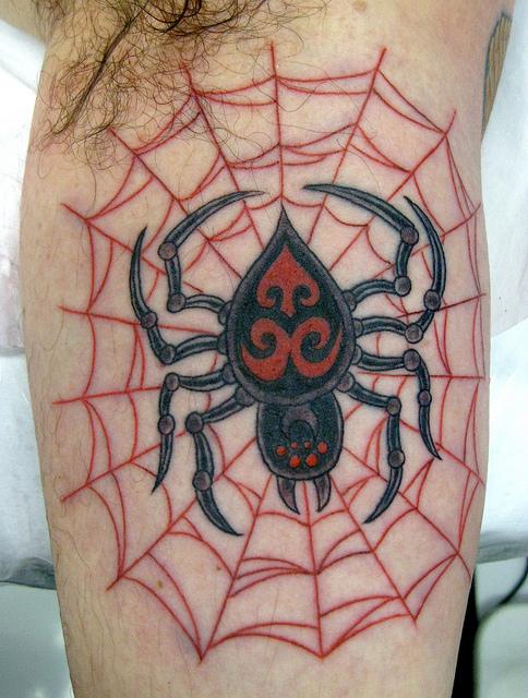 Tatuagens de aranhas (7)
