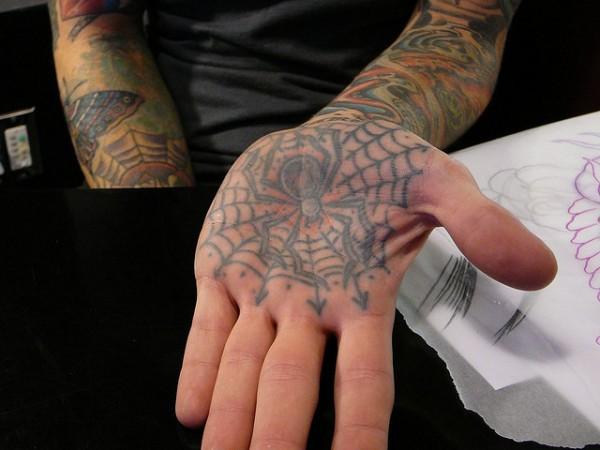 Tatuagens de aranhas (32)