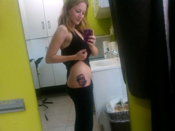 As tatuagens dos fãs de Justin Bieber (1)