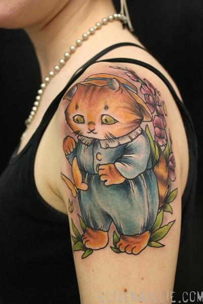 Tatuagens de fatinhos (59)