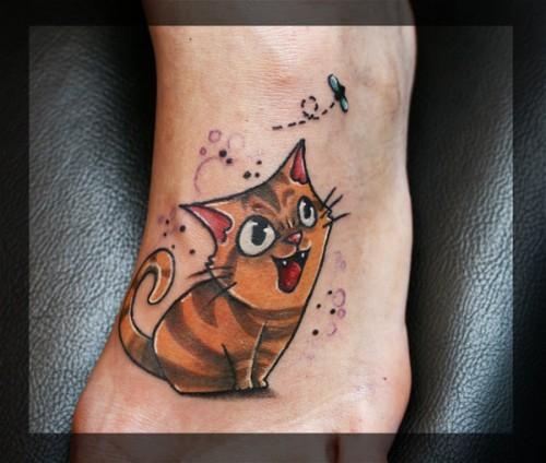 Tatuagens de fatinhos (57)