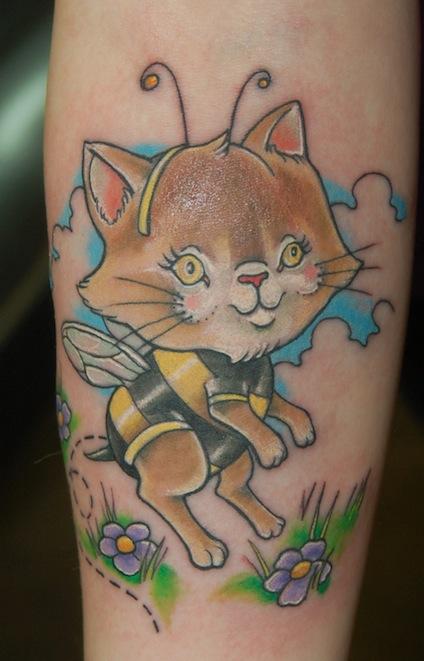 Tatuagens de fatinhos (56)