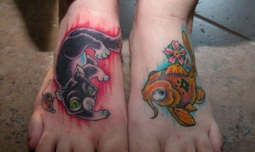 Tatuagens de fatinhos (49)