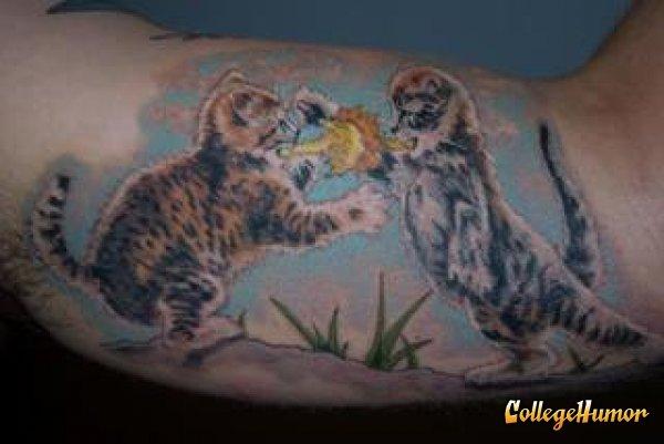 Tatuagens de fatinhos (46)