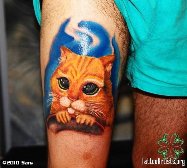 Tatuagens de fatinhos (25)