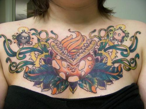 Tatuagens de Super Mário Bros (69)