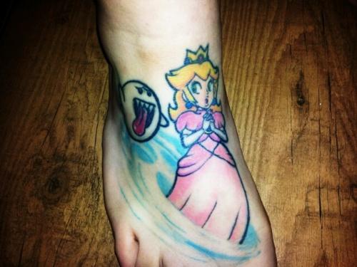 Tatuagens de Super Mário Bros (66)