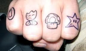 Tatuagens de Super Mário Bros (62)