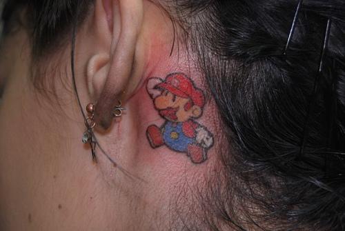 Tatuagens de Super Mário Bros (56)