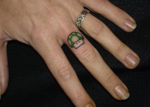 Tatuagens de Super Mário Bros (54)