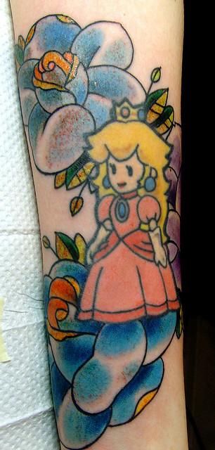 Tatuagens de Super Mário Bros (36)