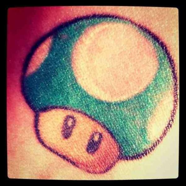 Tatuagens de Super Mário Bros (35)