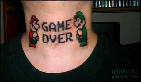 Tatuagens de Super Mário Bros (26)