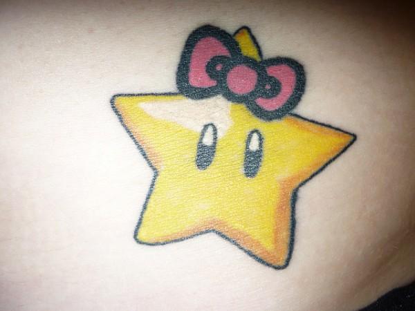 Tatuagens de Super Mário Bros (16)