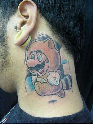 Tatuagens de Super Mário Bros (8)