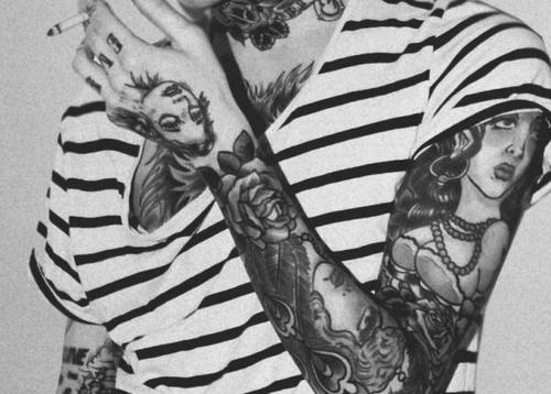 62 Fotos de pessoas tatuadas (3)
