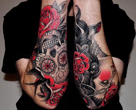 62 Fotos de pessoas tatuadas (1)