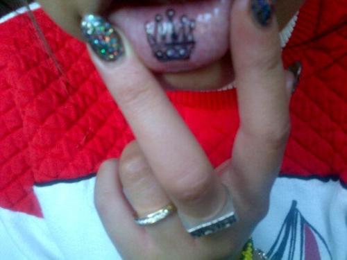 Tatuagens nos lábios (4)