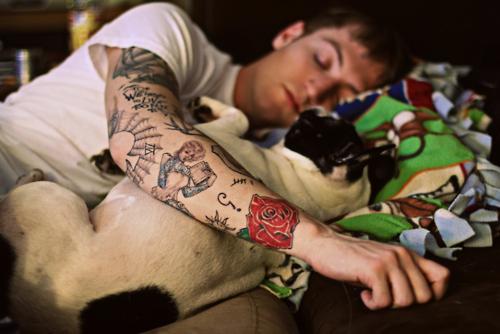 Pessoas Tatuadas com Cães de estimação (44)