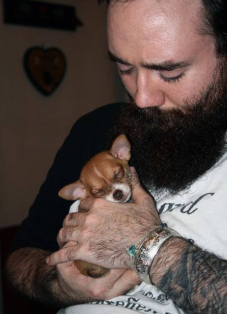 Pessoas Tatuadas com Cães de estimação (20)