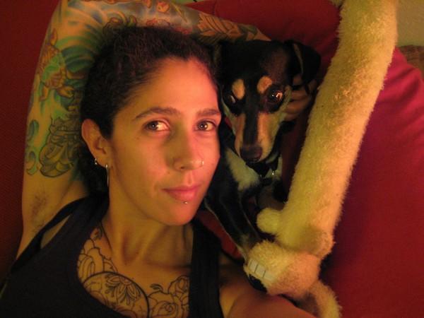 Pessoas Tatuadas com Cães de estimação (9)