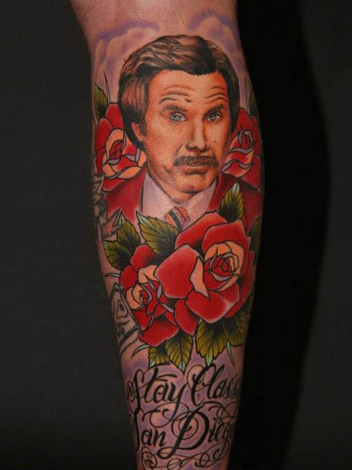 Will Ferrel homenageado em Tatuagens (4)