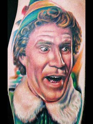 Will Ferrel homenageado em Tatuagens (3)