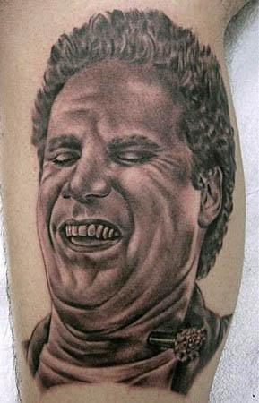 Will Ferrel homenageado em Tatuagens (2)