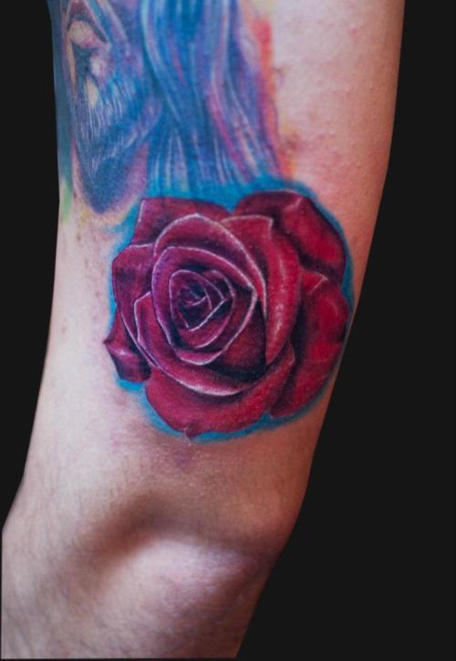 Fotos de tatuagens de rosas (39)