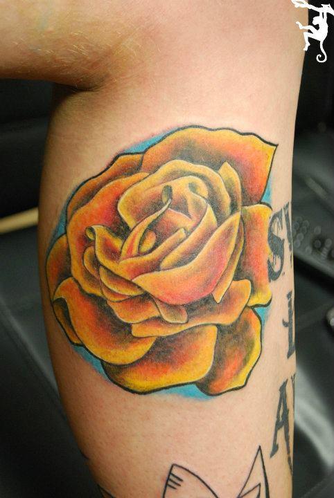 Fotos de tatuagens de rosas (31)
