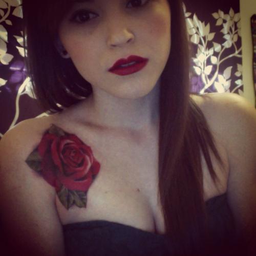 Fotos de tatuagens de rosas (14)