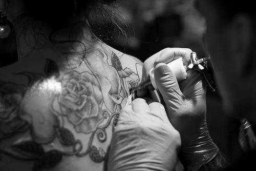 Fotos de tatuagens de rosas (13)