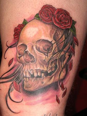 Fotos de tatuagens de rosas (12)