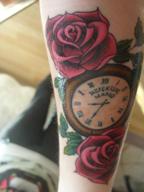 Fotos de tatuagens de rosas (11)