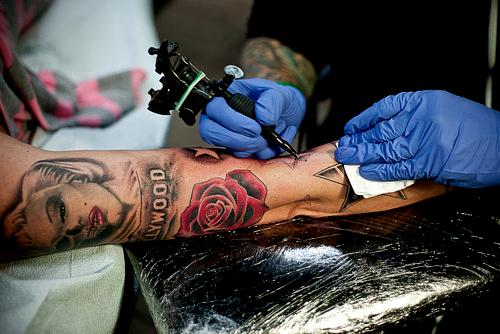 Fotos de tatuagens de rosas (10)