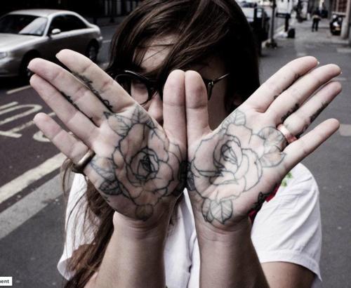 Fotos de tatuagens de rosas (5)