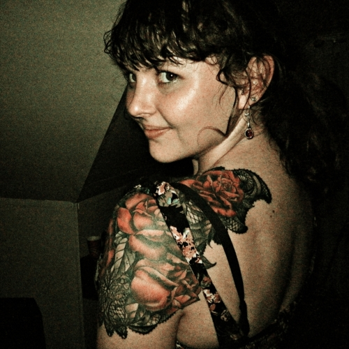 Fotos de tatuagens de rosas (2)
